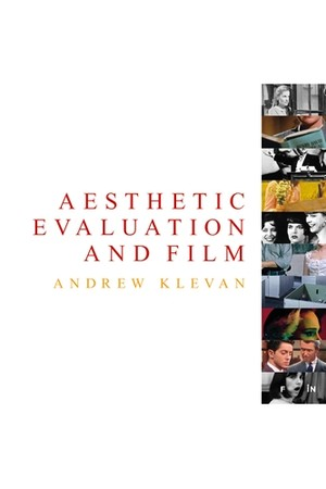 Cover Aesthetic evaluation and film