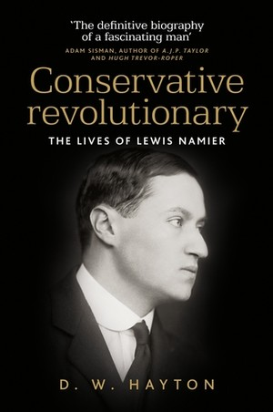 Cover Conservative revolutionary