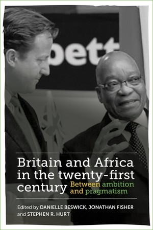 Cover Britain and Africa in the twenty-first century
