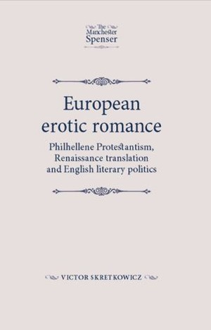 Cover European erotic romance