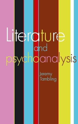 Cover Literature and psychoanalysis