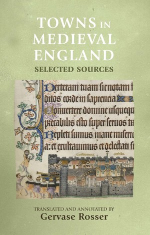 Cover Towns in medieval England