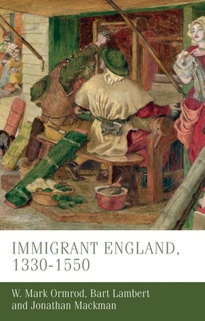 Cover Immigrant England, 1300–1550