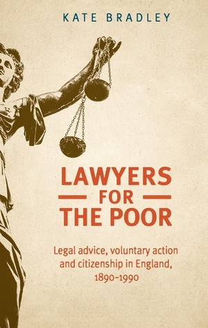 Cover Lawyers for the poor