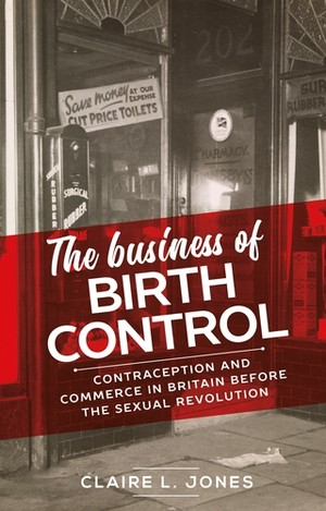 Cover The business of birth control