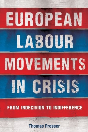 Cover European labour movements in crisis