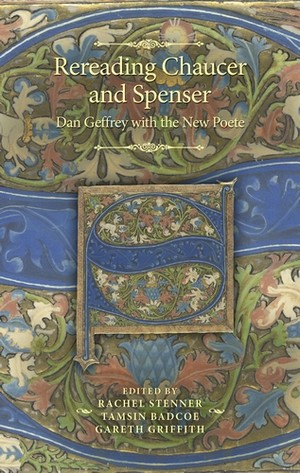 Cover Rereading Chaucer and Spenser
