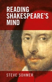 Cover Reading Shakespeare's mind