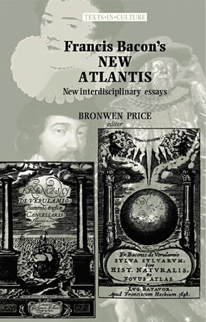 Cover Francis Bacon's New Atlantis