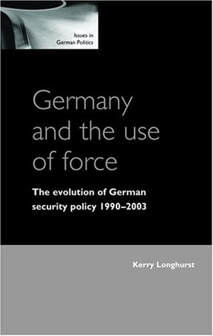 Cover Germany and the use of force