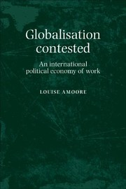 Cover Globalisation contested