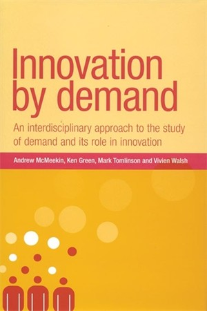 Cover Innovation by demand