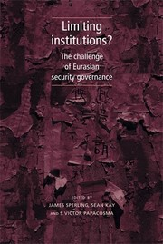 Cover Limiting institutions?