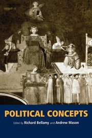 Cover Political concepts