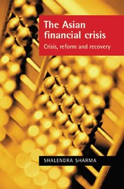 The Asian financial crisis
