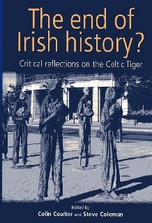 Cover The end of Irish history?