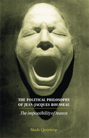 The political philosophy of Jean-Jacques Rousseau
