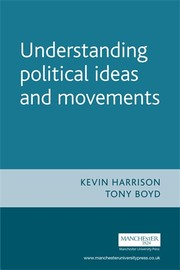 Cover Understanding political ideas and movements