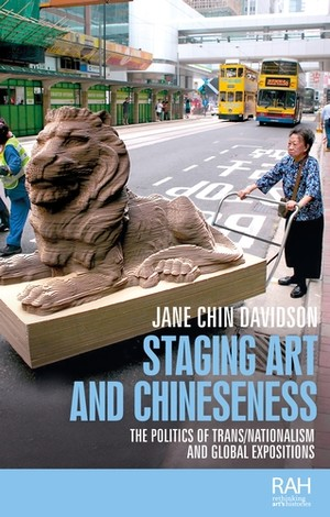 Cover Staging art and Chineseness