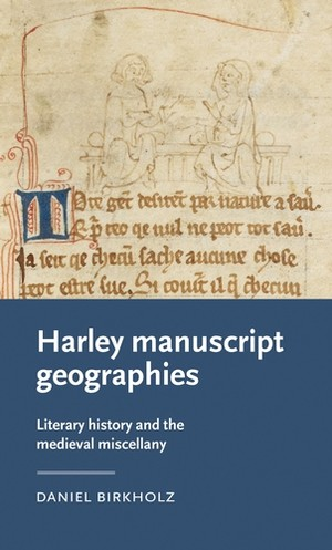 Cover Harley manuscript geographies