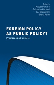Foreign policy as public policy?