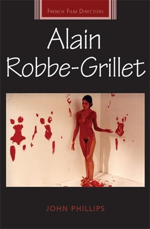 Cover Alain Robbe-Grillet