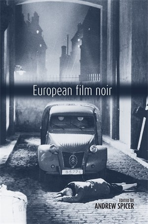 Cover European film noir