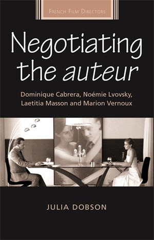 Cover Negotiating the auteur