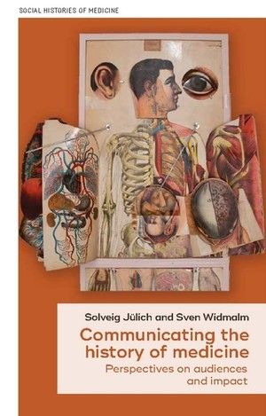Cover Communicating the history of medicine