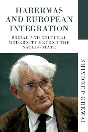 Cover Habermas and European Integration (second edition)