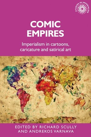 Cover Comic empires
