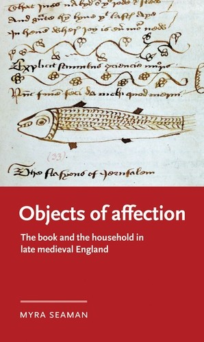 Cover Objects of affection