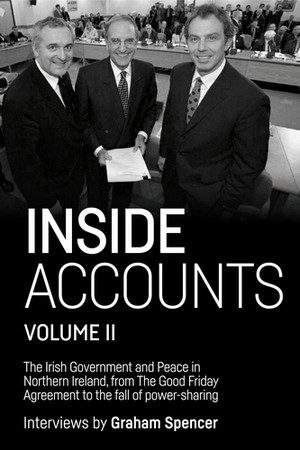 Cover Inside Accounts, Volume II