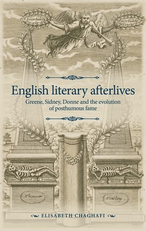 Cover English literary afterlives