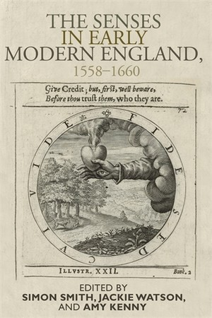 Cover The senses in early modern England, 1558–1660