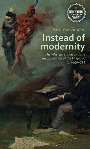 Cover Instead of modernity
