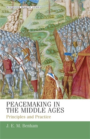 Cover Peacemaking in the Middle Ages