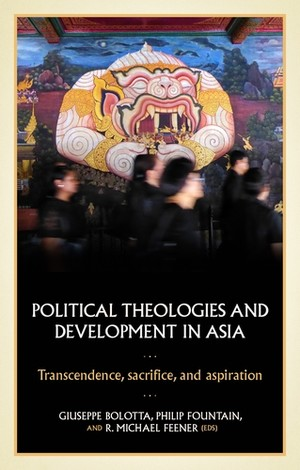 Cover Political theologies and development in Asia