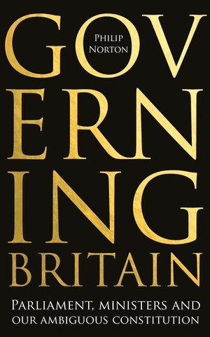 Cover Governing Britain