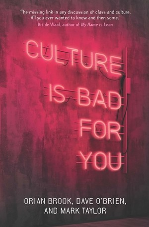 Cover Culture is bad for you