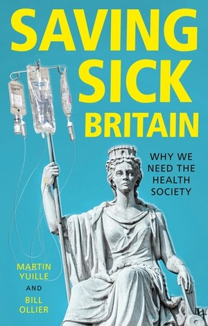Cover Saving sick Britain