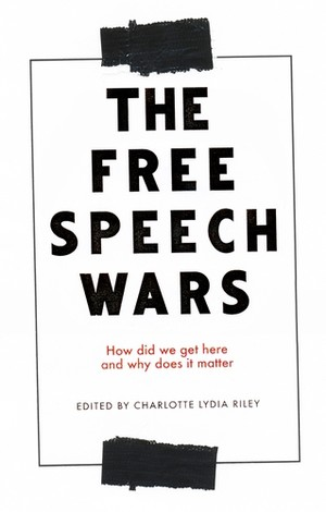Cover The free speech wars