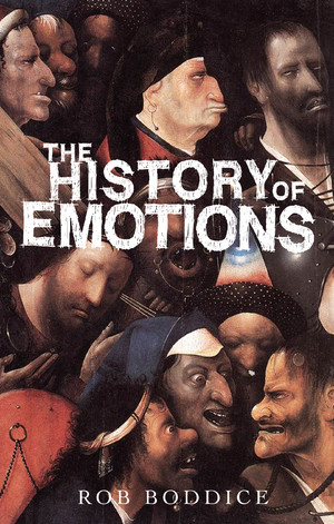 Cover The history of emotions