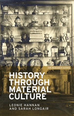 Cover History through material culture