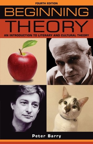 Cover Beginning theory (fourth edition)