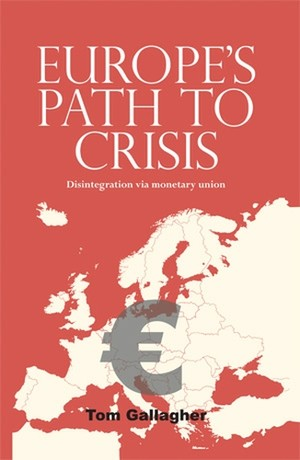 Cover Europe's path to crisis
