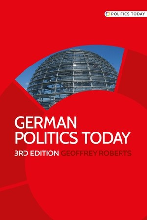 Cover German politics today (third edition)