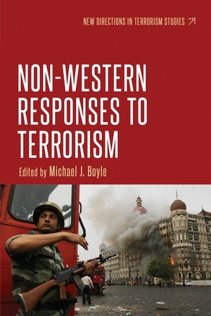 Cover Non-Western responses to terrorism