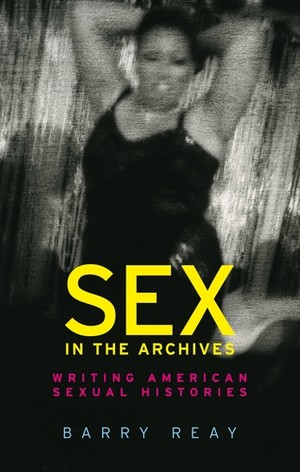 Cover Sex in the archives