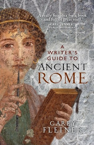 Cover A writer's guide to Ancient Rome